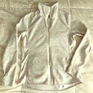 Old Navy zip front fleece jacket